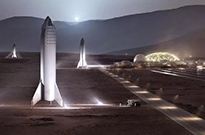 SpaceX为新星际飞船试飞做准备 可能在周二或周三